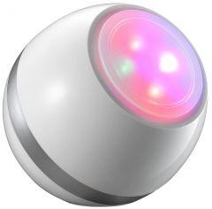 Lampe Tischleuchte SOUND DL SPEAKER WHT D10, Leuchte Modern EEI:A+