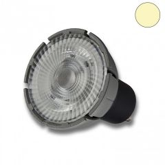 GU10 Vollspektrum LED Strahler 7W COB, 60°, 2700K, dimmbar