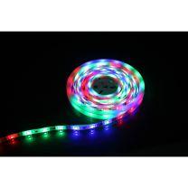 LED BAND LED-Band Kunststoff, 30 LED/Meter, LED weiß: 400lm, 199 Stufen,, dimmba