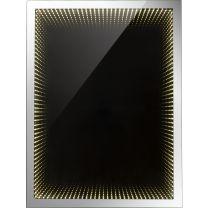 MARA Wandleuchte Spiegel, mit Lichteffekt, IP44, BxH:600x800, AL:70, inkl. 1xLED