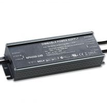 IP LED Trafo 24V/DC, 0-250W, 1-10V dimmbar, IP67