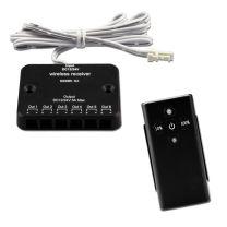Plug&PlayF LED Touch/Funk PWM-Controller, 1 Kanal, 12-24V DC 5A, inkl. Fernbedienung