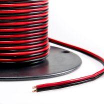 LED Streifen Kabel, 2 polig 0,5mm2, 10 Meter