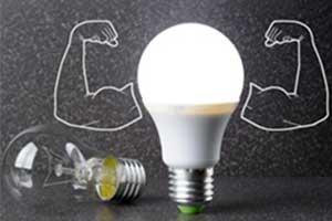 Qualität unserer LED Leuchtmittel