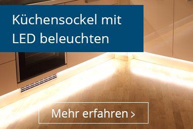 LED Sockelbeleuchtung